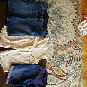 4 pairs maternity bottoms